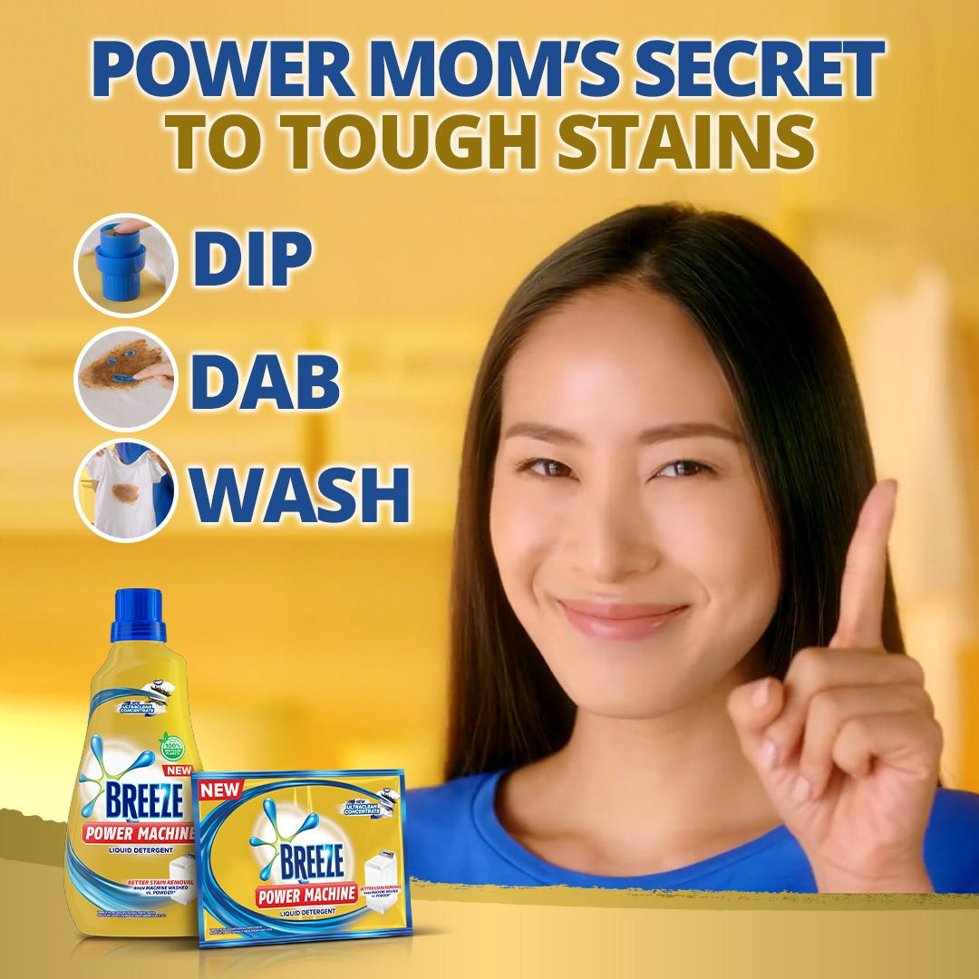 Power Mom's Secret to Tough Stains