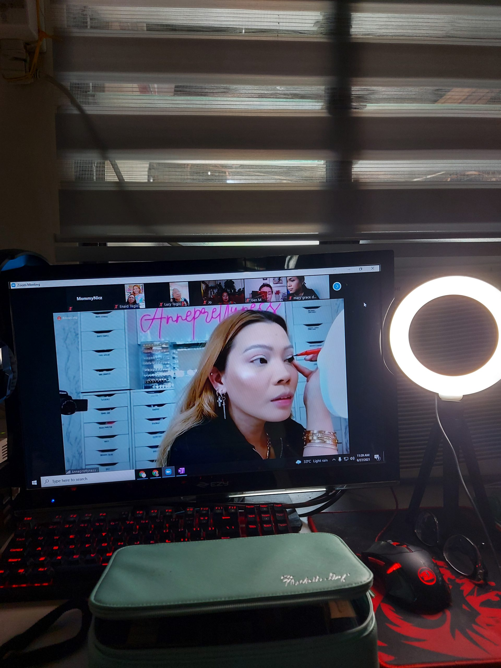 Anneprettyness Makeup Seminar